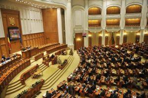 Sedinta ordinara a Camerei Deputatilor, in Bucuresti